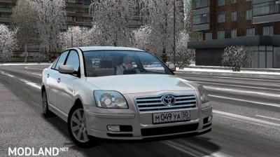 Toyota Avensis 2.0 D4-D [1.5.9], 1 photo